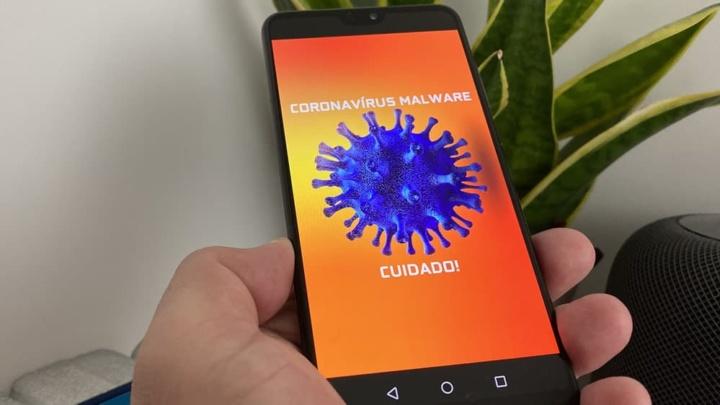 Android Google CVID-19 dados falha