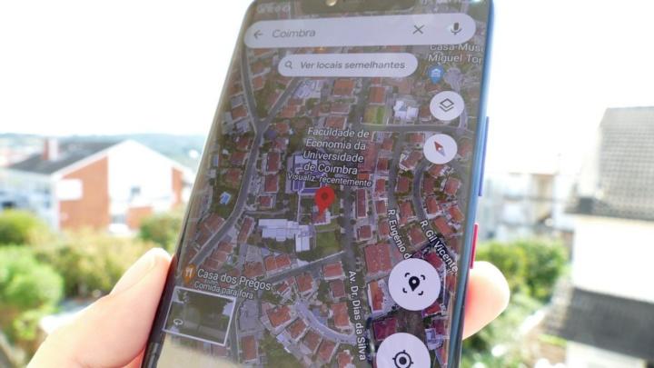 Google Maps indicará em breve se os locais têm muitas ou poucas pessoas