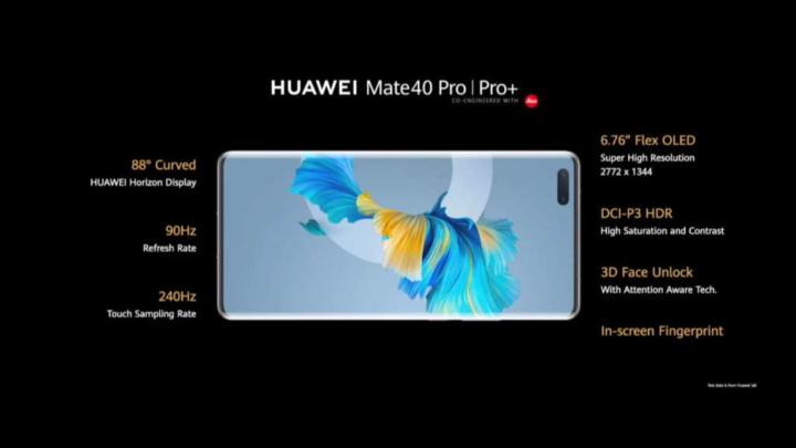 Chegou o Huawei Mate 40 - está aberta a porta para o HarmonyOS