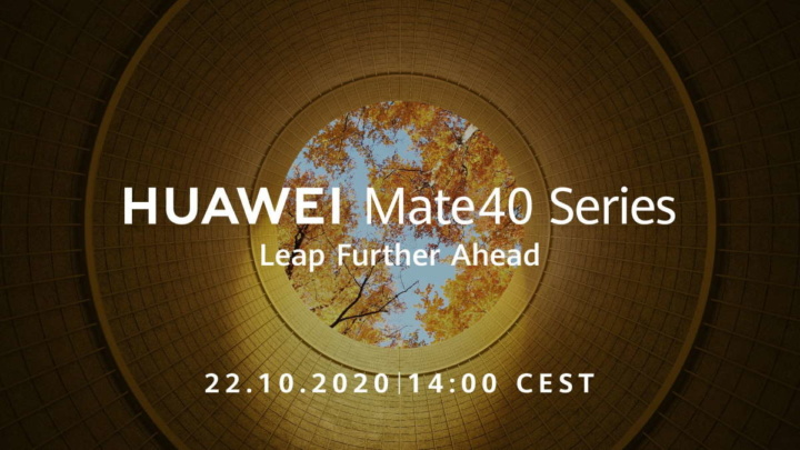 Huawei Mate 40 smartphone novidades