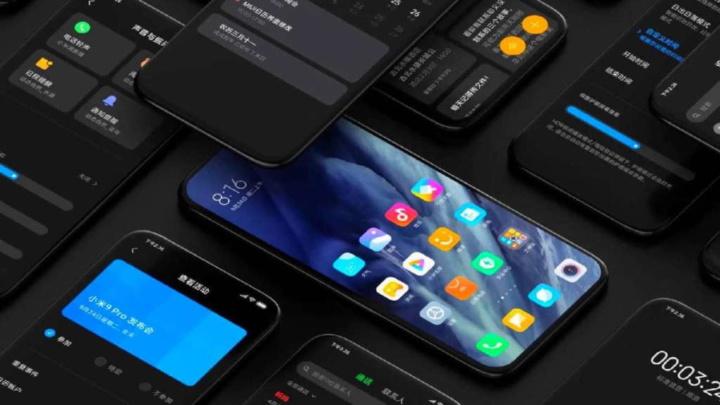 Xiaomi MIUI 12 smartphones versão novidade