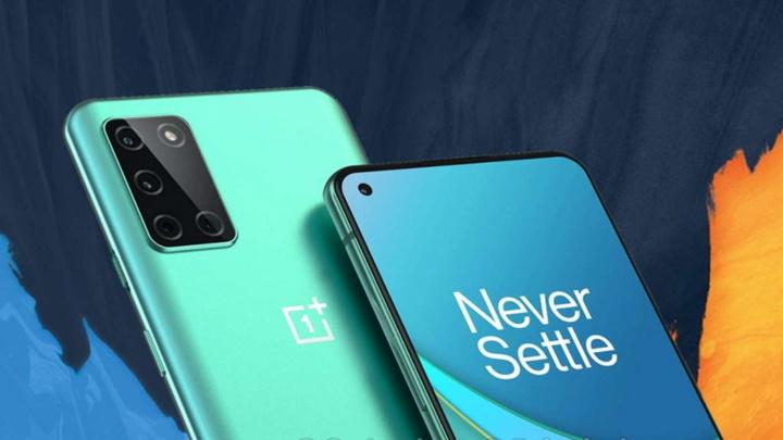 OnePlus 8T design cores câmaras