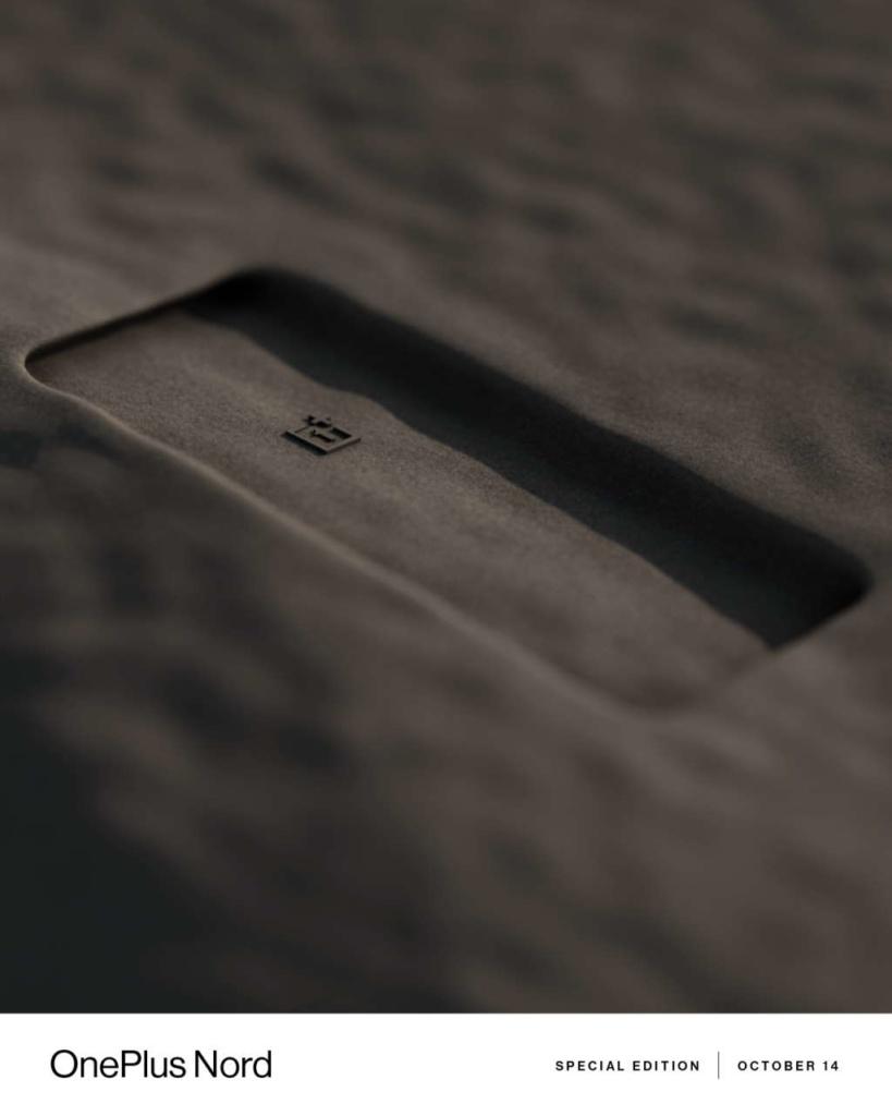 Nord OnePlus especial edição smartphone