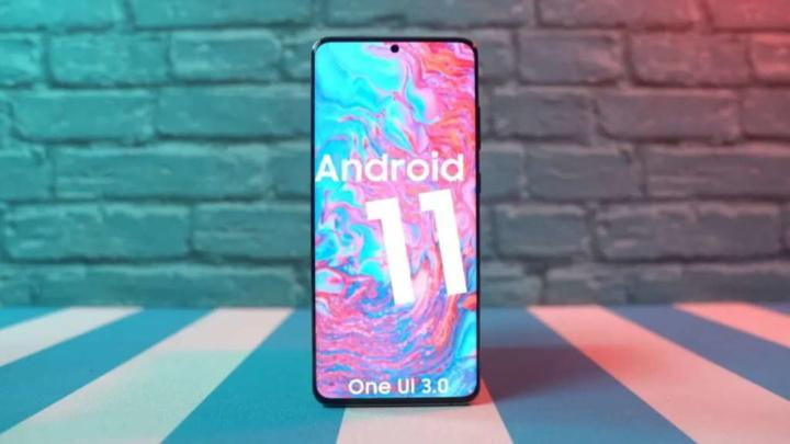 Samsung OneUI smartphones Android 11 atualização