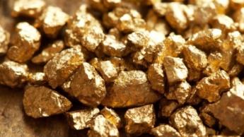Ilagem de ouro produzido no espaço