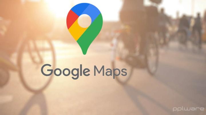 Google Maps bicicleta transporte COVID-19