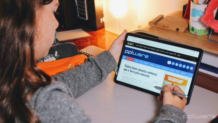 MatePad T 10s Huawei ferramenta tablet crianças