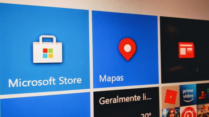 Windows 10 Mapas Microsoft offline Internet