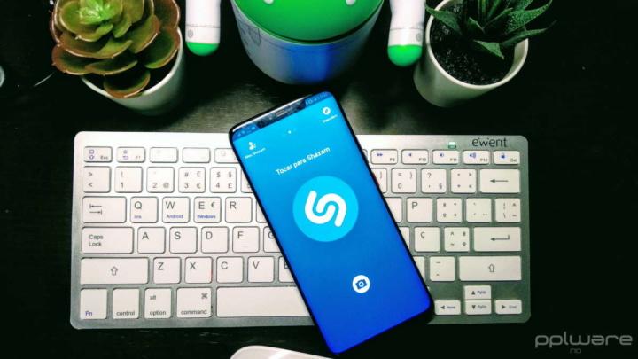 Shazam música smartphone Android notificações