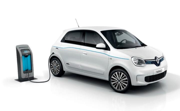 Novo Renault TWINGO Electric vai custar apenas 22 200€