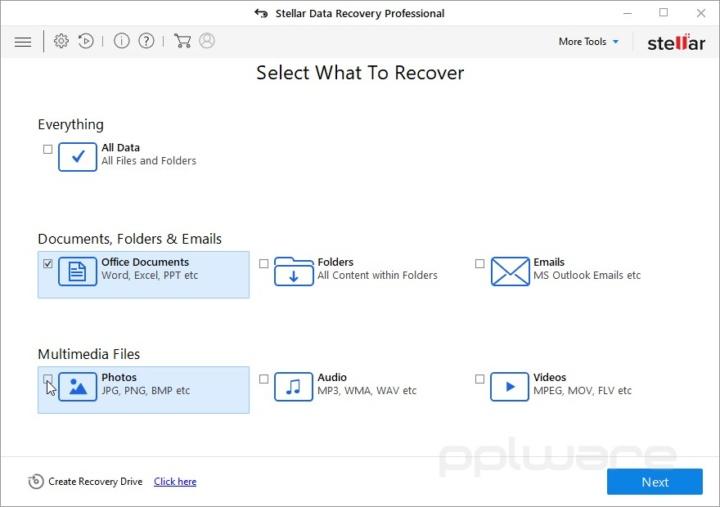Stellar Data Recovery, para quando a recuperação de dados é a única solução