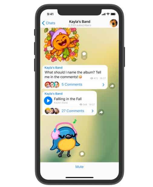Chegou o Telegram 7.1.0! Vão ficar maravilhados com as novidades