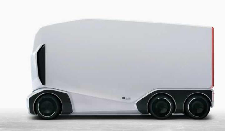 T-Pod: O camião que não precisa de motorista já chegou