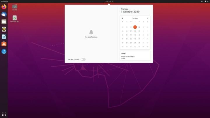 Novo Ubuntu 20.10 Beta já está disponível! Conheçam as novidades