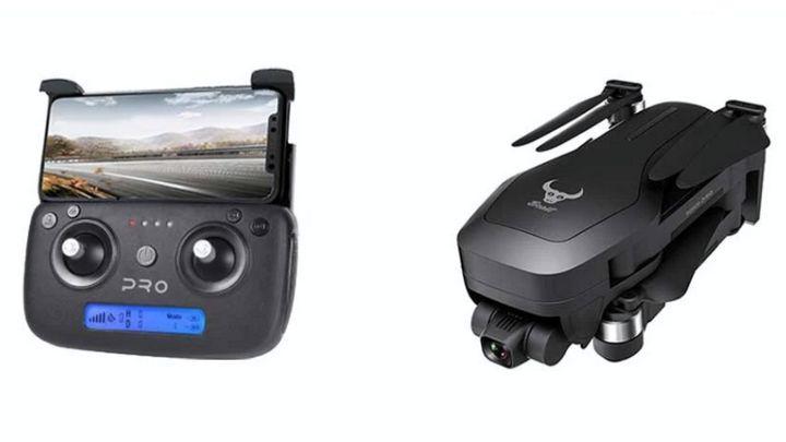 Drone SG906 PRO - uma excelente opção por 110 € para começar a treinar os seus voos