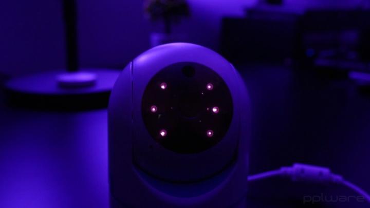Câmara HeimVision HM202A Wi-Fi - a segurança que precisa em qualquer lugar