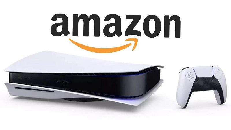 Estafetas da Amazon roubam as PlayStation 5 e um foi apanhado em vídeo