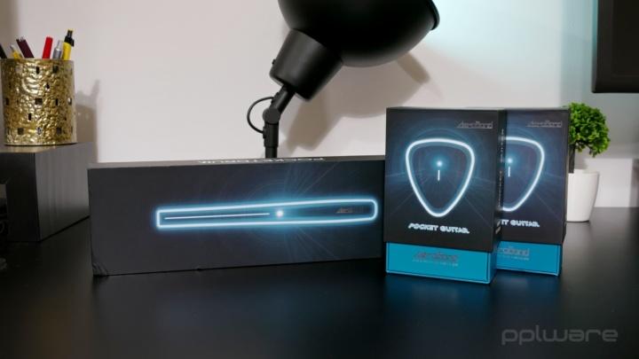 Análise: AeroBand PocketDrum, uma bateria que pode levar e tocar em qualquer local