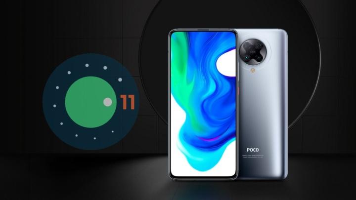 Poco F2 Pro começou a receber a versão estável da atualização para o Android 11