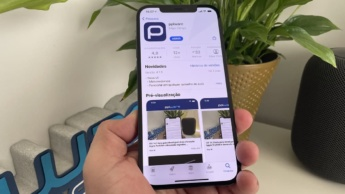 Imagem app Pplware para iOS na App Store