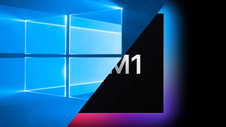 Windows M1 Apple Microsoft ARM