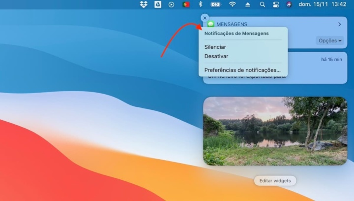 Imagem gestão de notificações