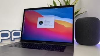 Imagem do macOS Big Sur da Apple