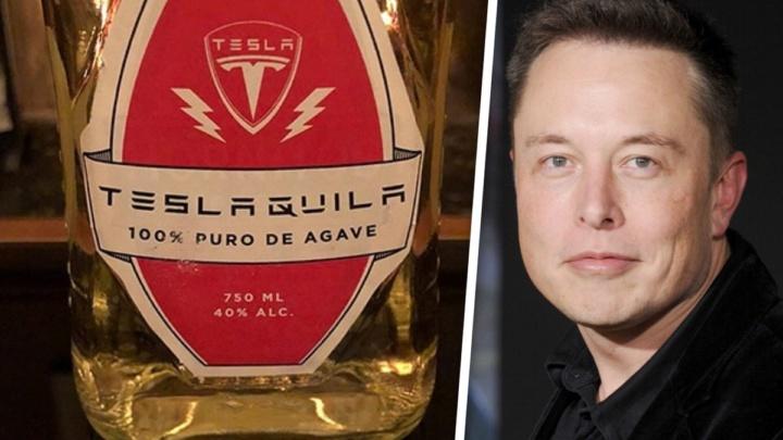 """Tesla Tequila: Garrafa """"Tesla"""" que custa cerca de 210 euros"""