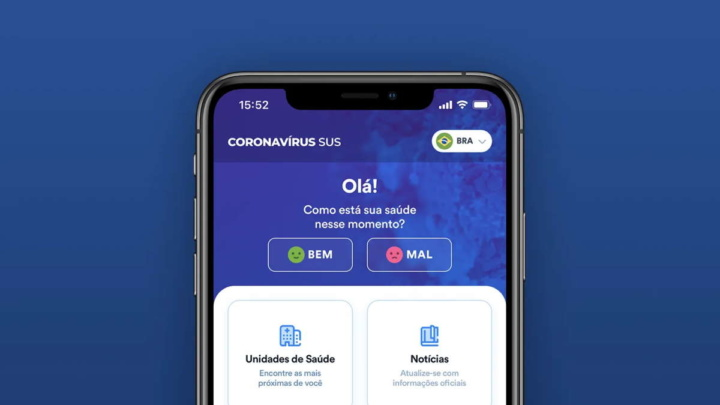COVID-19 brasileiros dados repositórios doentes