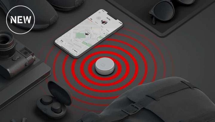 Vodafone lançou o Curve: Um localizador de objetos, carros, animais...
