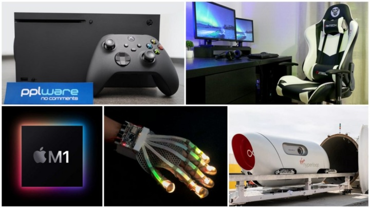 E os destaques tecnológicos da semana que passou foram... - Apple, Xbox, Gantech, ciência