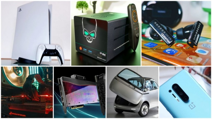 E os destaques tecnológicos da semana que passou foram... - huawei, beelink, evga, oppo