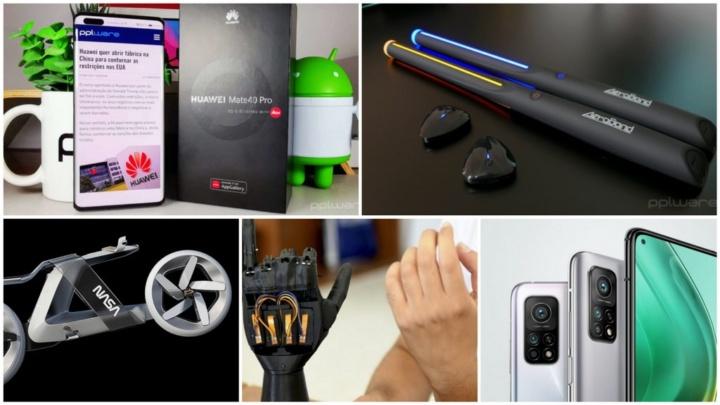 E os destaques tecnológicos da semana que passou foram... - Raspberry, Redmi, Huawei, Aeroband