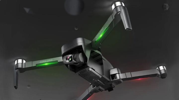 Drone SG906 PRO - uma excelente opção para começar a treinar os seus voos por 110 €