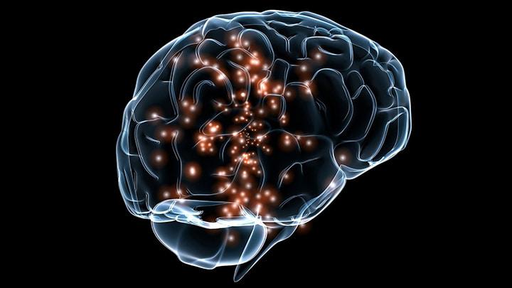 Sinais cerebrais dos exército dos EUA