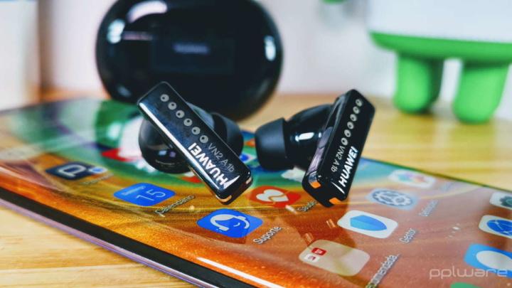 Huawei FreeBuds Pro buds Cancelamento Ativo de Ruído