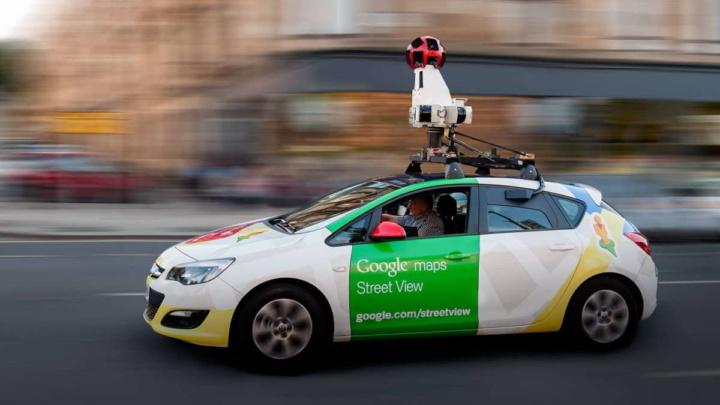 Google Street View vídeos utilizadores Maps