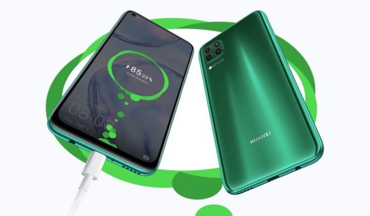 Top 5 smartphones por menos de 300 € para comprar nesta Black Friday Huawei P40 Lite - Preço médio 250 €