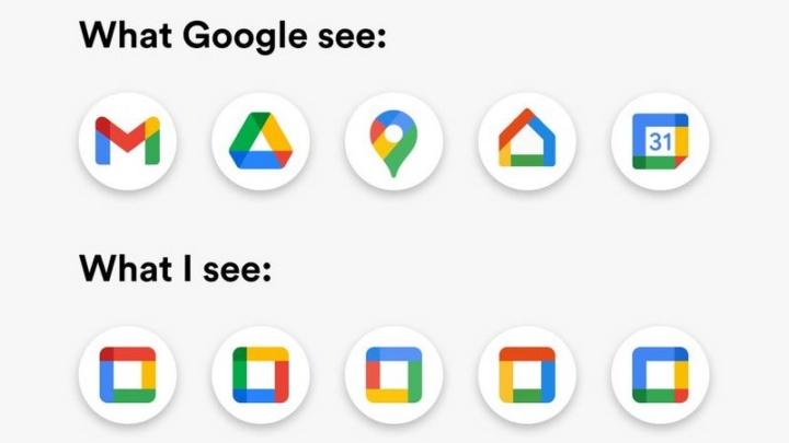 Não entende os novos ícones da Google? Volte a ter os antigos no Chrome