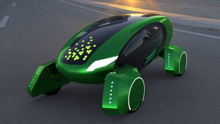 Kar-go, veículo ecológico de entrega de medicamentos