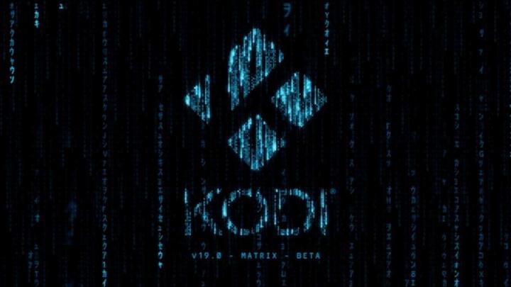 Kodi Matrix beta versão novidades