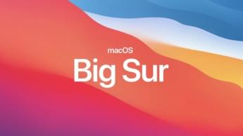 Imagem macOS Big Sur