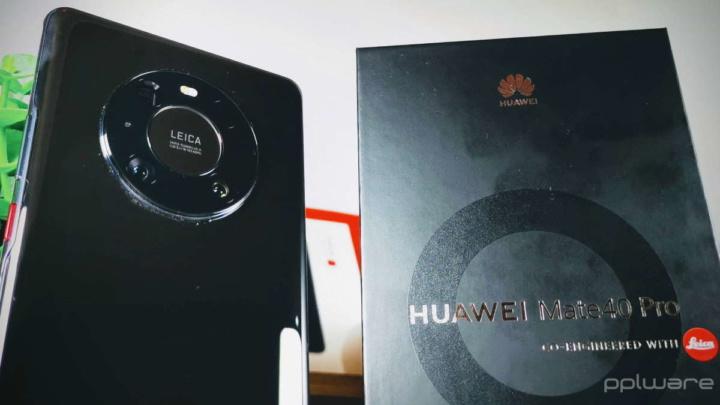 Huawei Mate 40 Pro Kirin 9000 Antutu Android