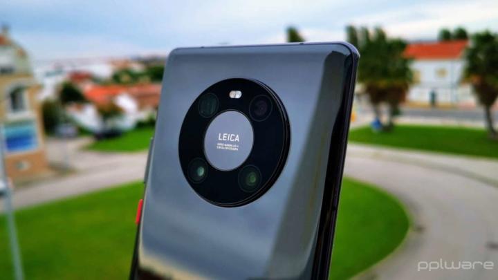Huawei Leica parceria fotografia smartphone