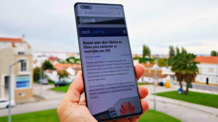 EMUI 11 smartphones Portugal Huawei atualização