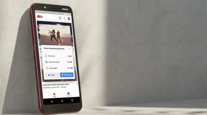 Nokia C1 Plus - o novo Android Go está para chegar