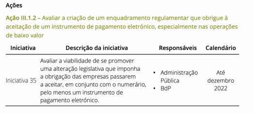 """Banco de Portugal quer """"obrigar"""" comercio a aceitar cartões ou MBWAY"""