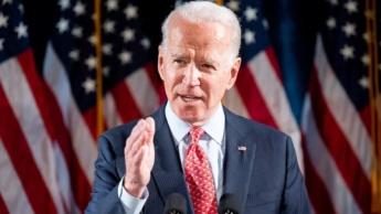 Imagem do Presidente dos Estados Unidos, Joe Biden
