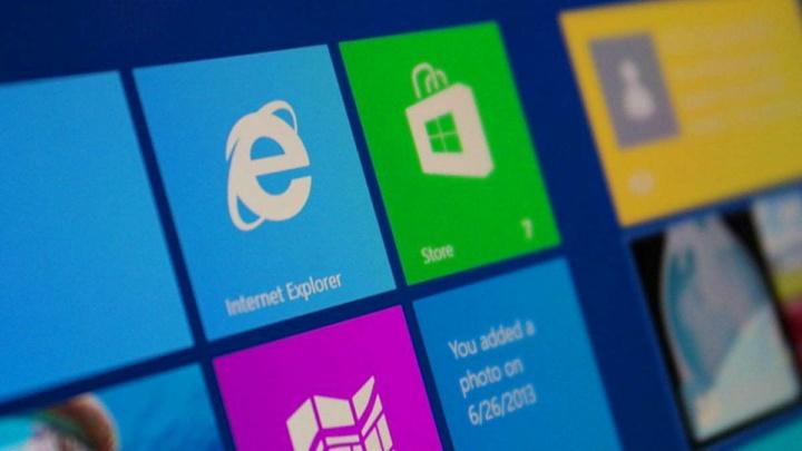 Internet Explorer Edge browser páginas Microsoft
