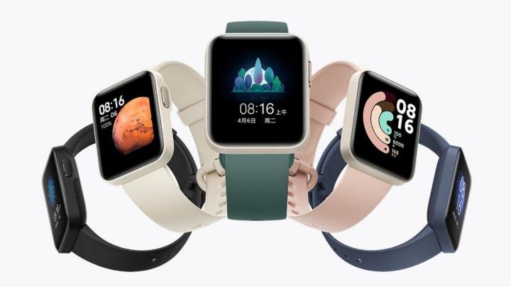 Xiaomi lançou o primeiro smartwatch com a marca Redmi.  É Redmi Watch